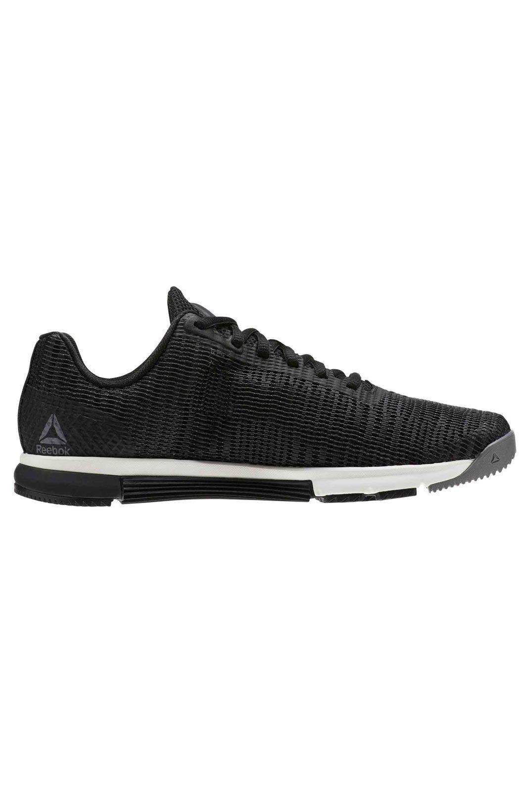 Lyst - Reebok Speed Tr Flexweave Fitness Shoes Black in Black - Save ... e95671f1e197