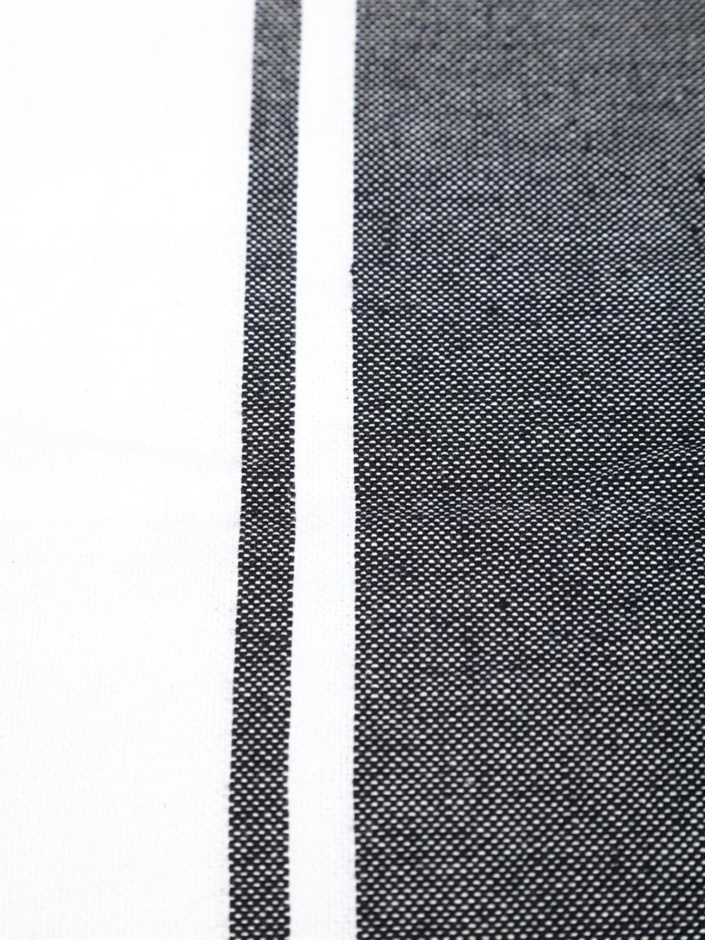 Neil barrett lightning bolt towel in gray lyst