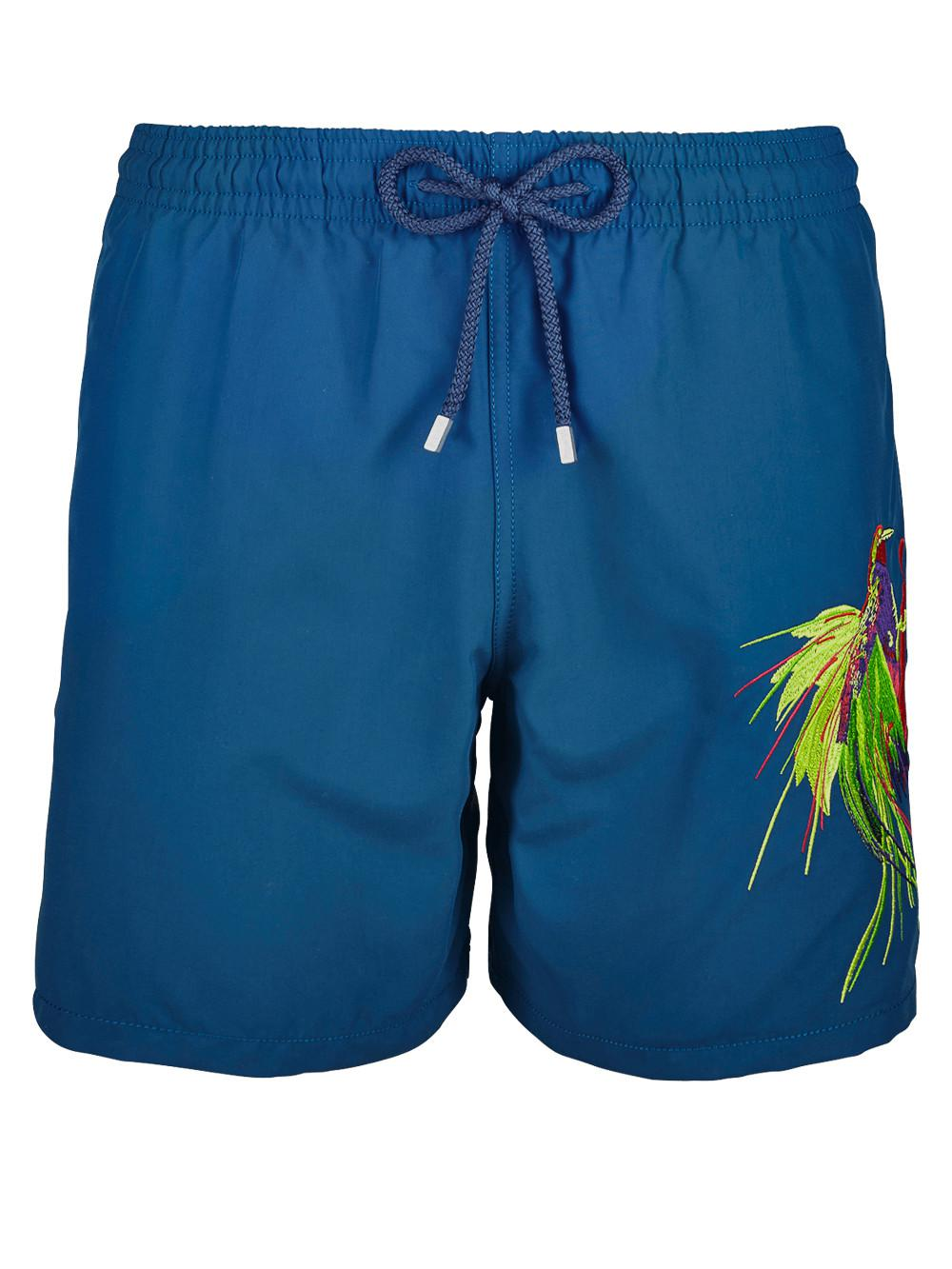 7d3706a622 Lyst - Vilebrequin Motu Swimming Trunk in Blue for Men