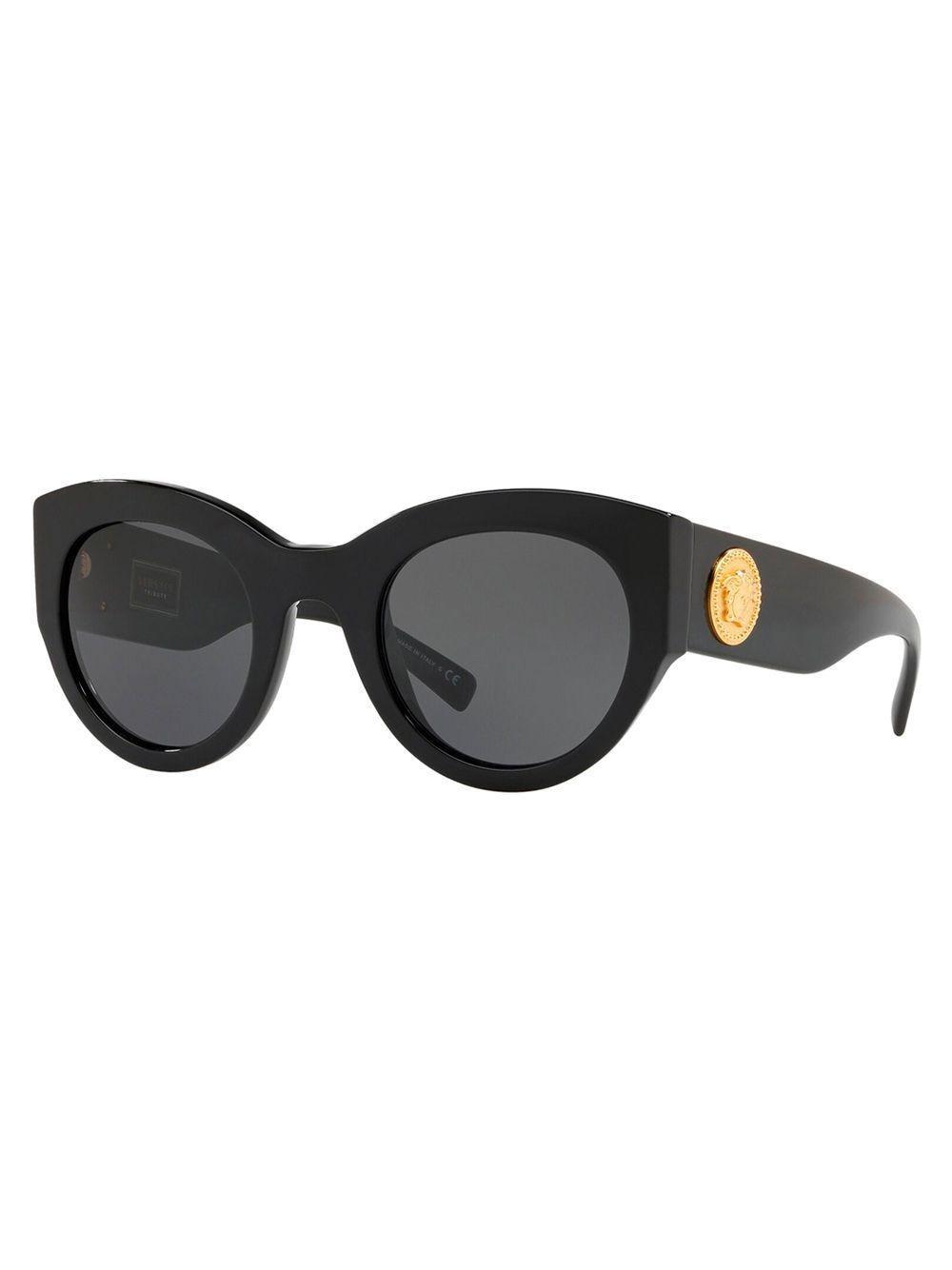 dd771a20d Versace - Black Óculos De Sol Ve4353 - Lyst. View fullscreen