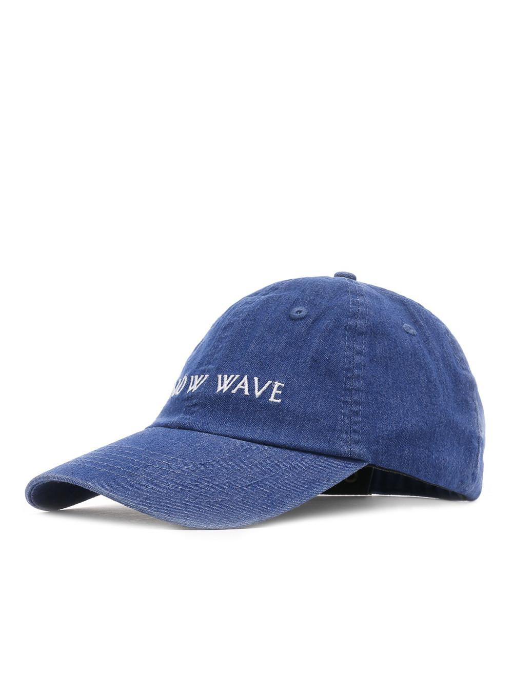 a1ca3c084 Lyst - Know Wave Denim Cap in Blue for Men - Save 15%