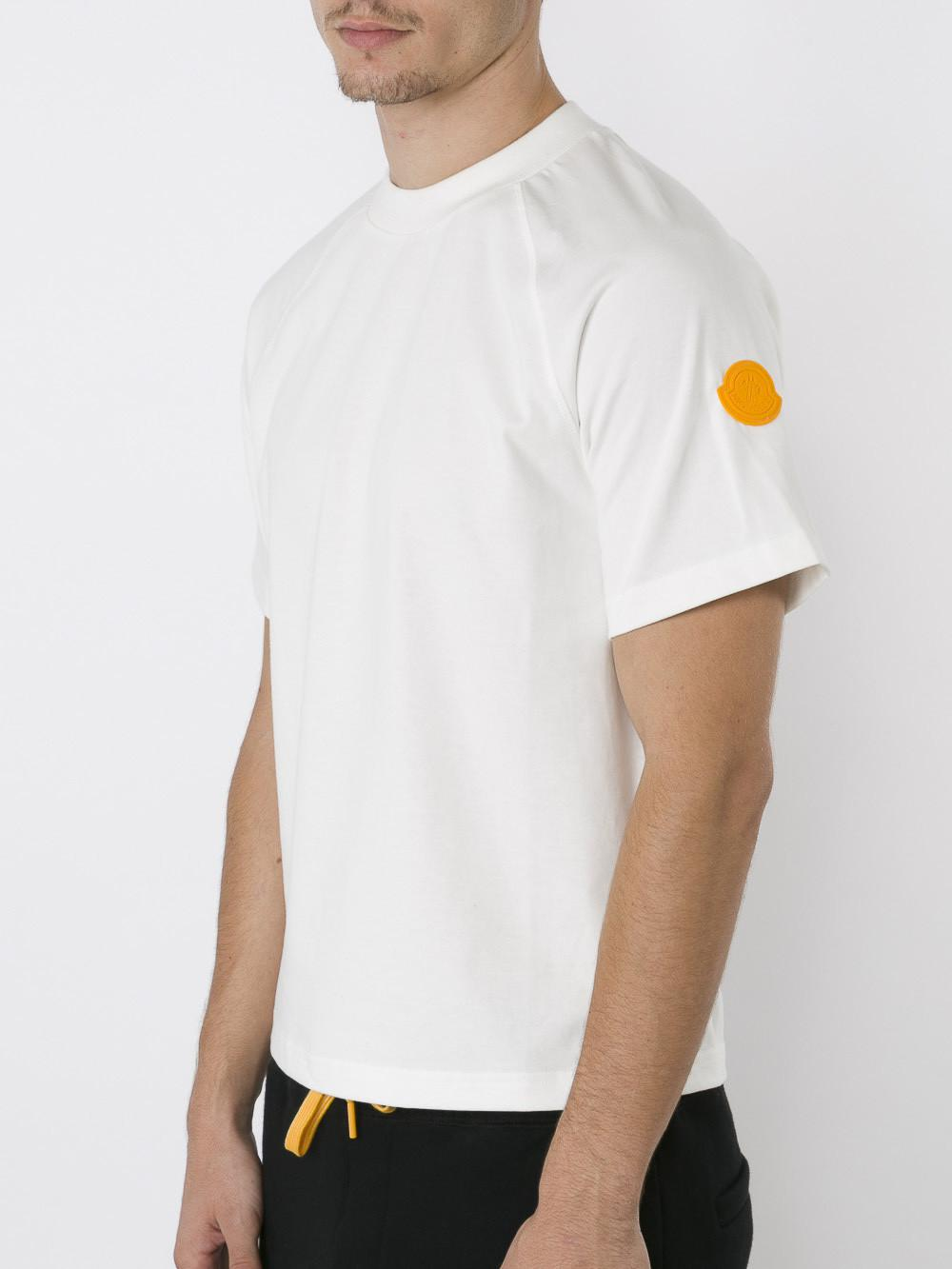 off white moncler t shirt