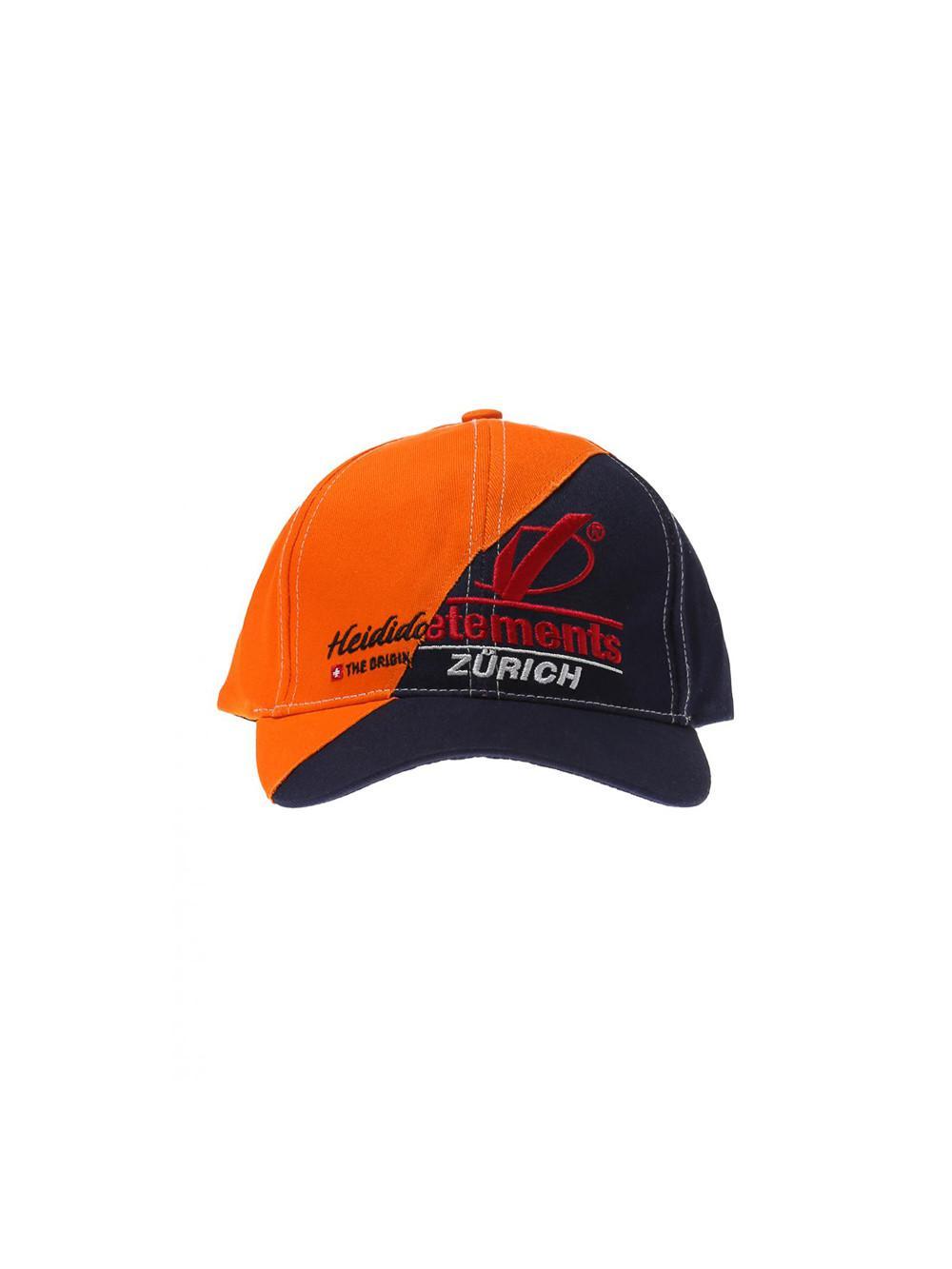 Vetements Zurich Cut Up Cap for Men - Lyst b3309187d684