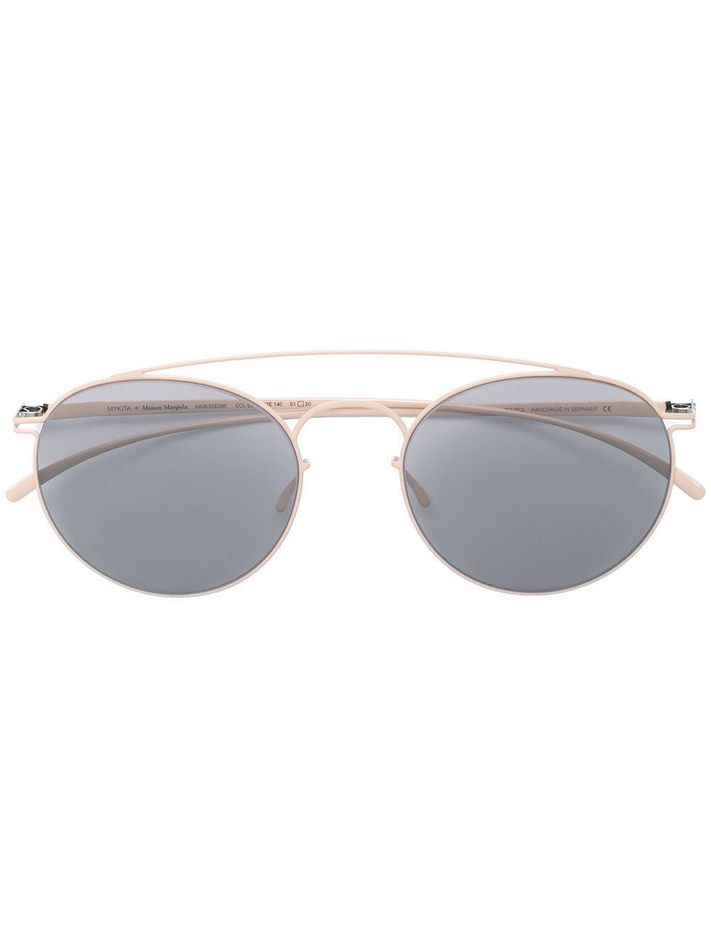 Mykita x Maison Margiela Essential sunglasses - Metallic Mykita GwvoQ3q