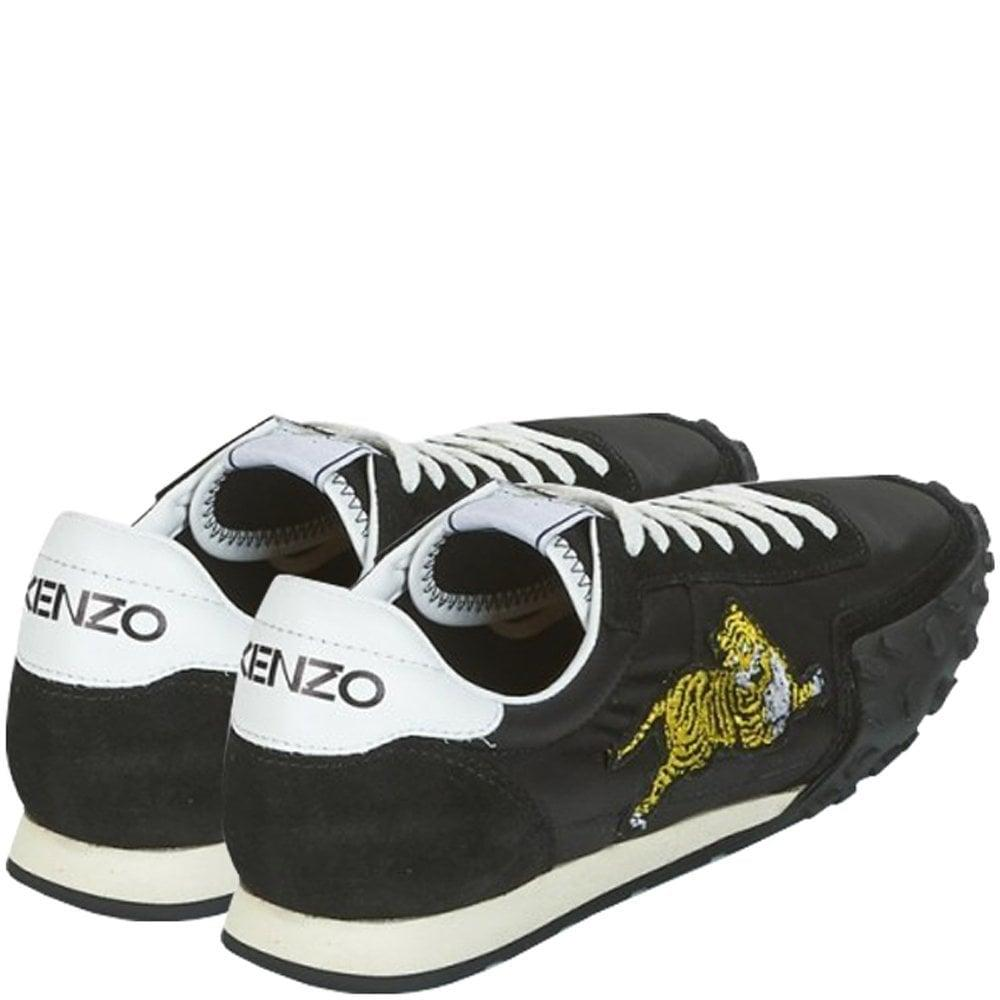 035d86bd709c Lyst - KENZO Move Trainers Black in Black for Men - Save 38%