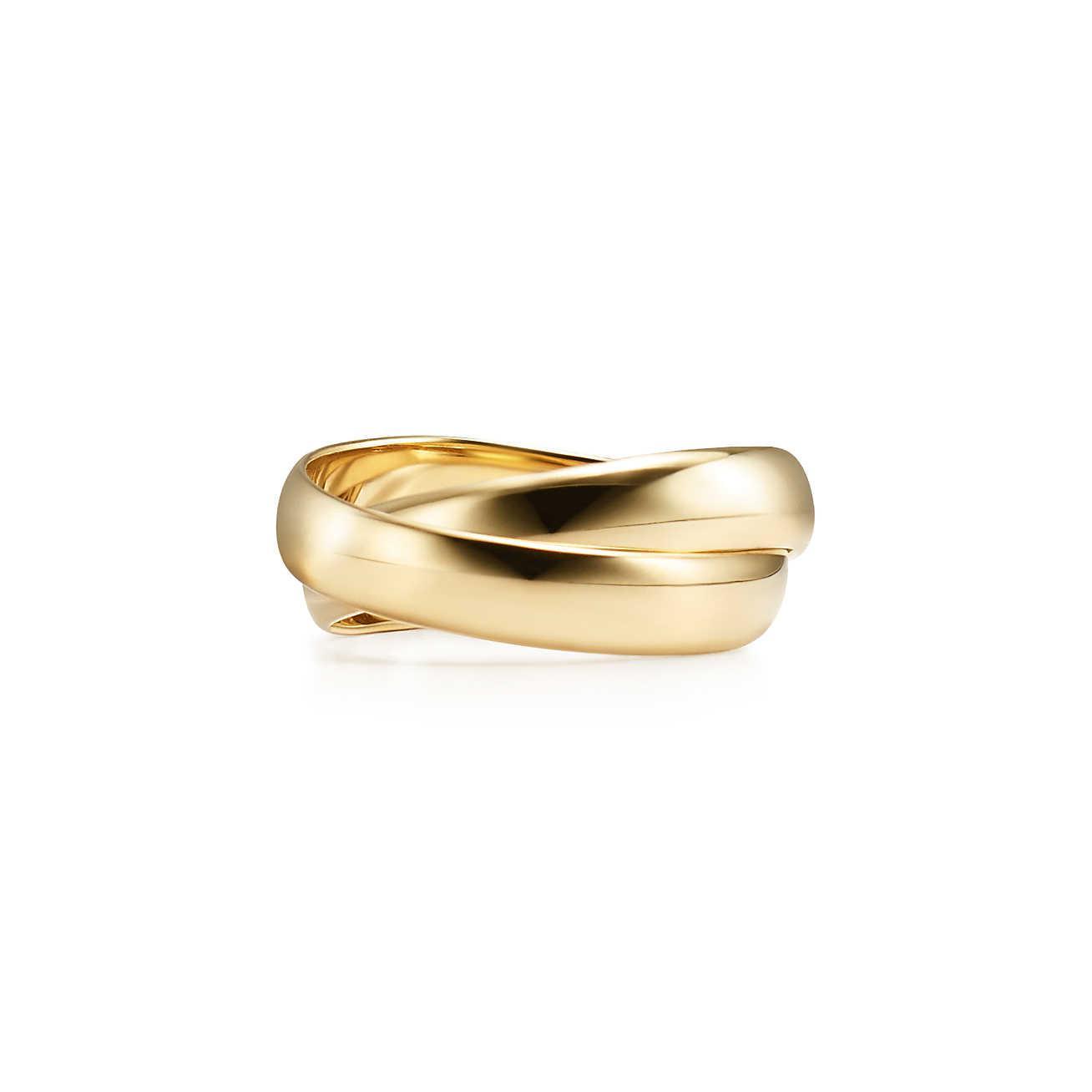 Palomas Graffiti arrow ring in 18ct rose gold - Size 7 1/2 Tiffany & Co. lzOHze