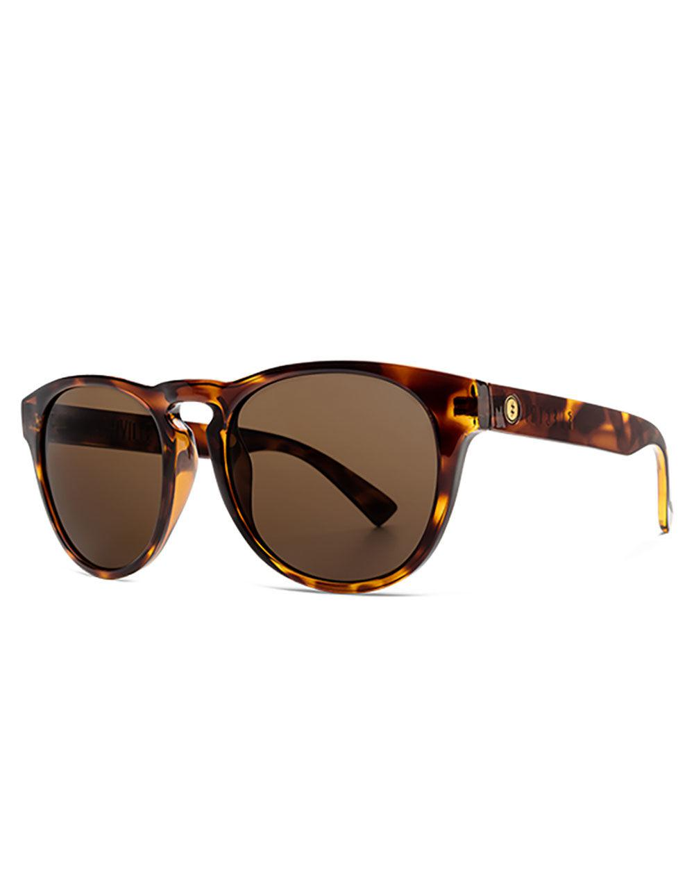 9d62c120dfc Lyst - Electric Nashville Xl Gloss Tortoise   Ohm Bronze Sunglasses ...