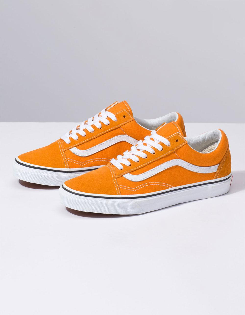 62d5c9c26fc0 Lyst - Vans Old Skool Dark Cheddar   True White Shoes