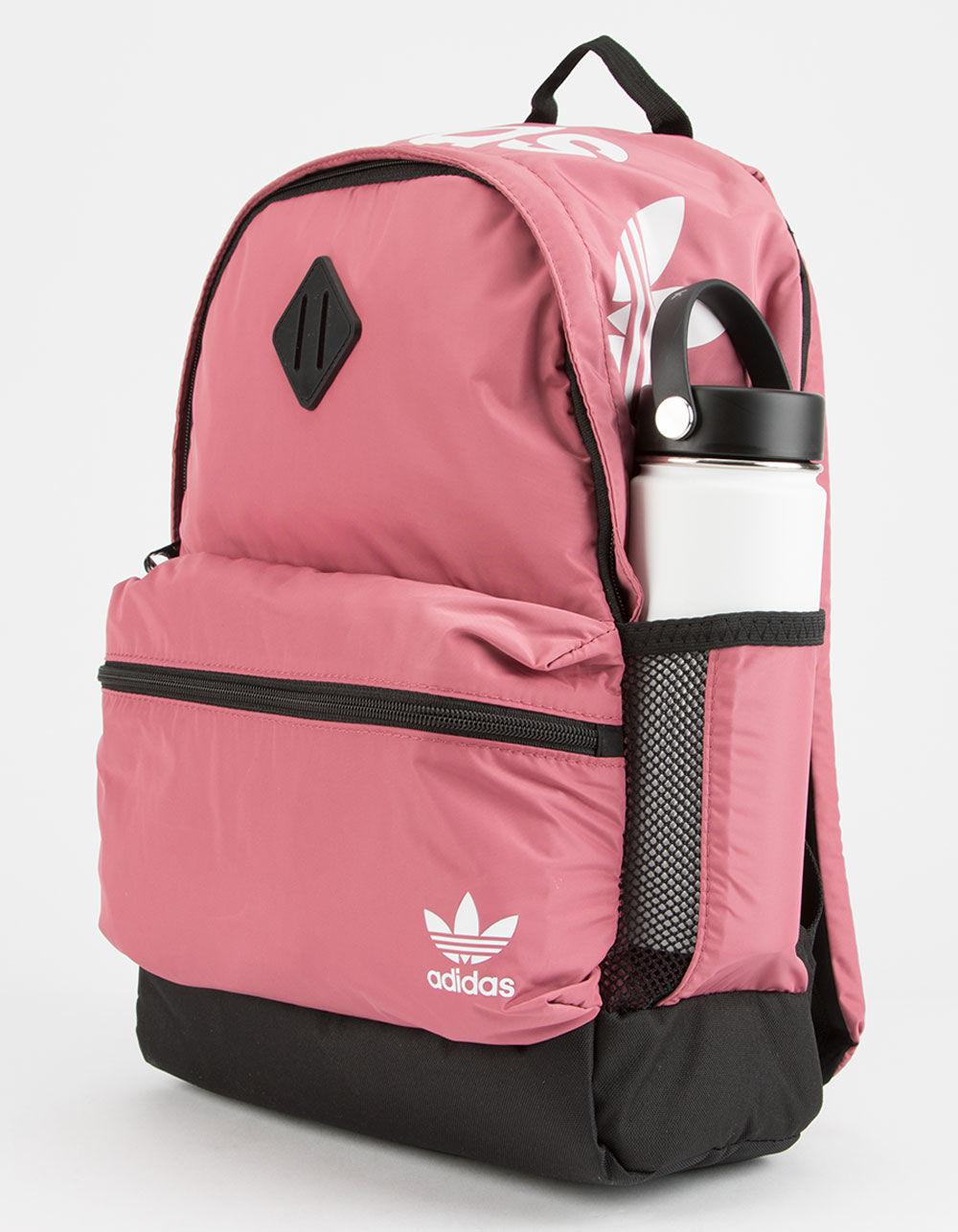 1358a6dfcb5892 Lyst - adidas Originals National Pink Backpack in Pink