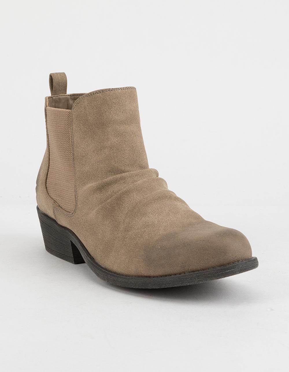 Lyst - Billabong Sweet Surrender Ankle Boot in Brown - Save ... 28510de1d413