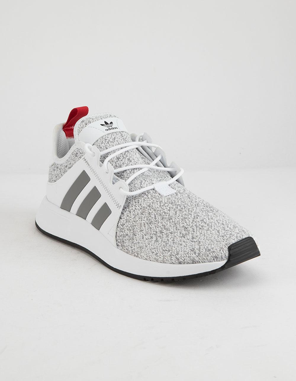 f4174ec2f5bb Lyst - adidas X plr White   Gray Shoes in White