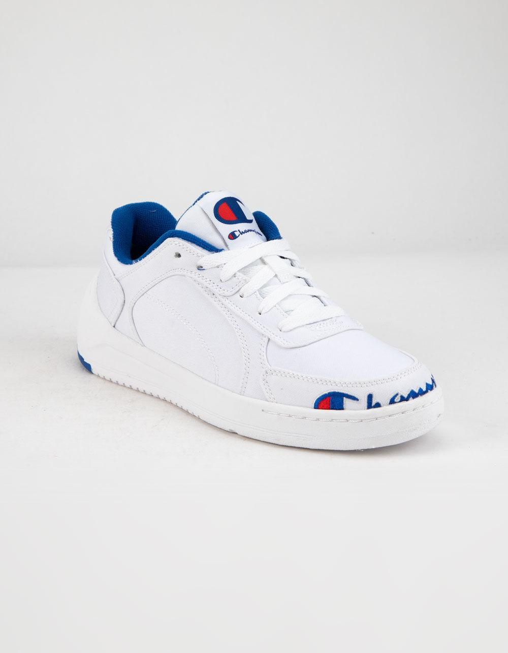 5919c985c6729 Lyst - Champion Super C Court Low Womens Shoes in White - Save 1%
