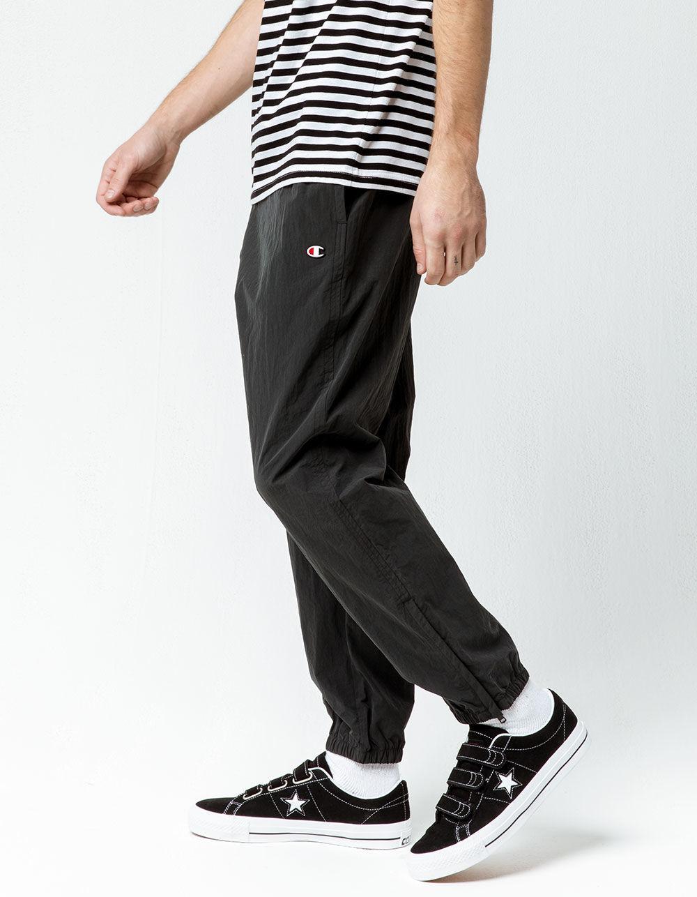 8998594c7db1 Lyst - Champion C Life Mens Track Pants in Black for Men