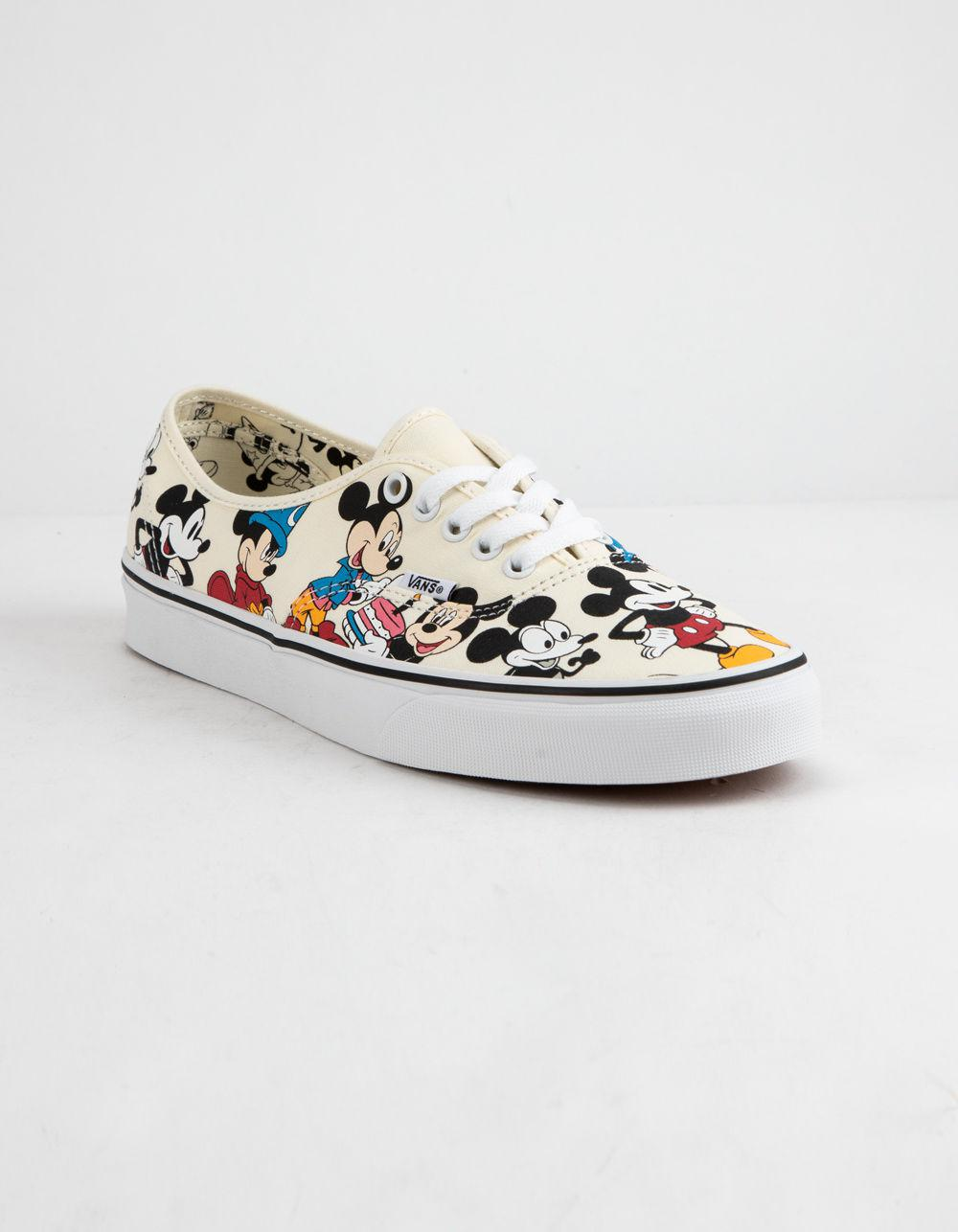 e1cd956dc0 Lyst - Vans Disney X Mickey s Birthday Authentic Shoes in White for Men
