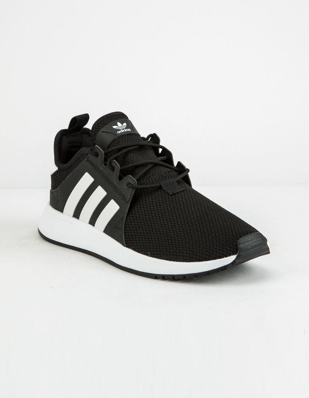 aa6807b670e Lyst - adidas X plr Black   White Shoes in Black for Men