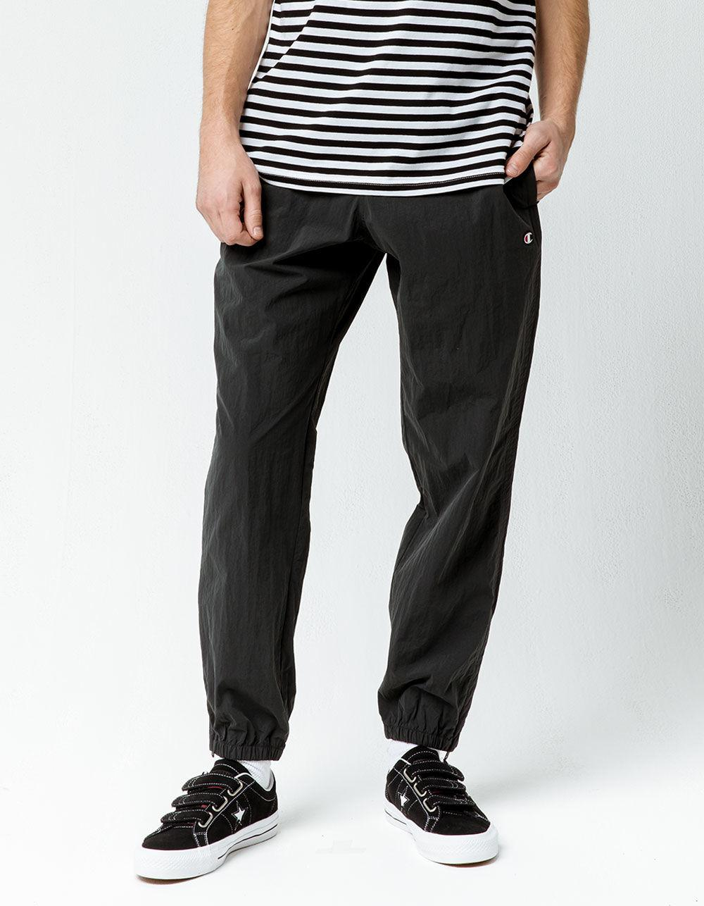 9fe09d790457 Lyst - Champion C Life Mens Track Pants in Black for Men