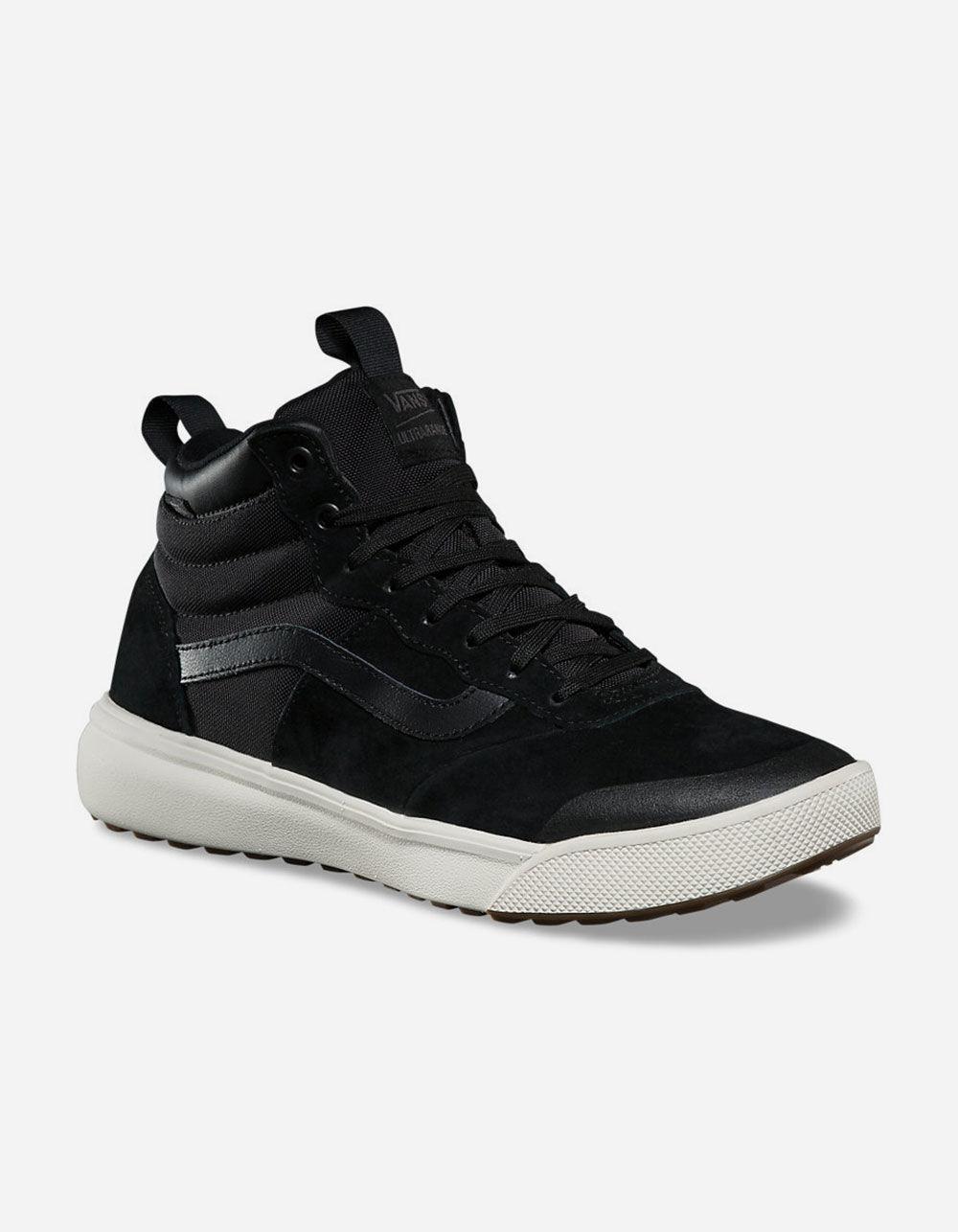 d7888361d3 Lyst - Vans Ultrarange Hi Mte Mens Shoes in Black for Men - Save 36%