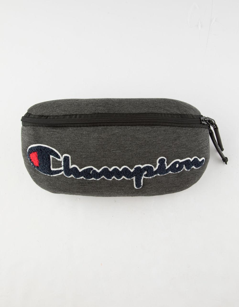 8e47255c94a Lyst - Champion Prime Chenille Gray Fanny Pack in Gray for Men