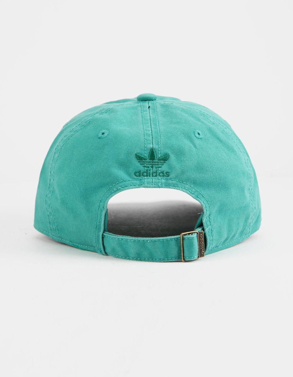 8a017fc287a Lyst - adidas Originals Relaxed True Green Mens Strapback Hat in Green for  Men
