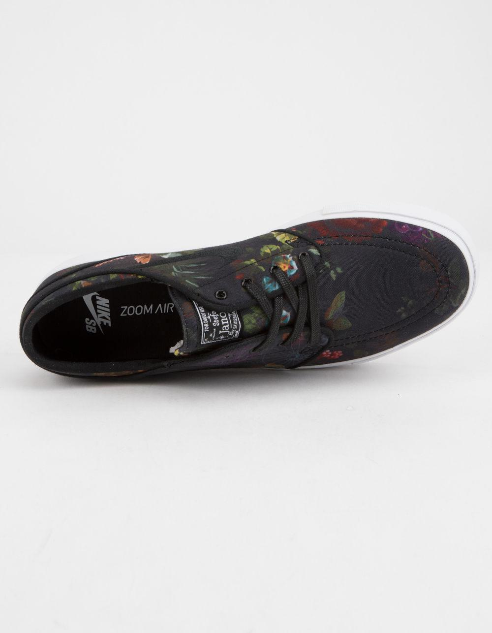 7785faabac436f Nike - Black Stefan Janoski Canvas Floral Shoes for Men - Lyst. View  fullscreen