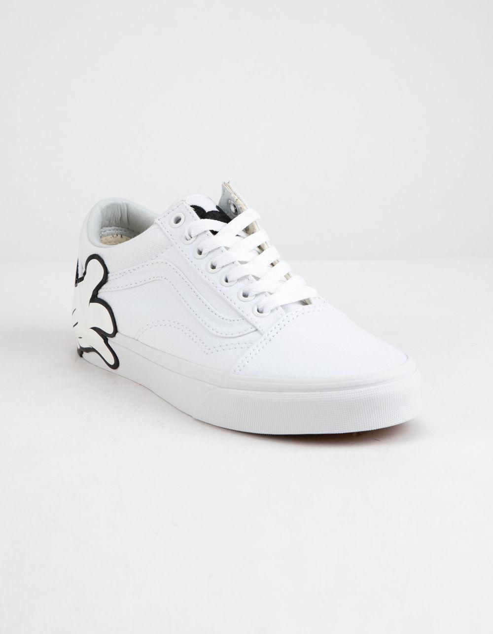 premium selection 170c1 6438b Women E Skool Lyst True Sneakers 90 Mickeys Disney Vans Au Old wIF5PFq8