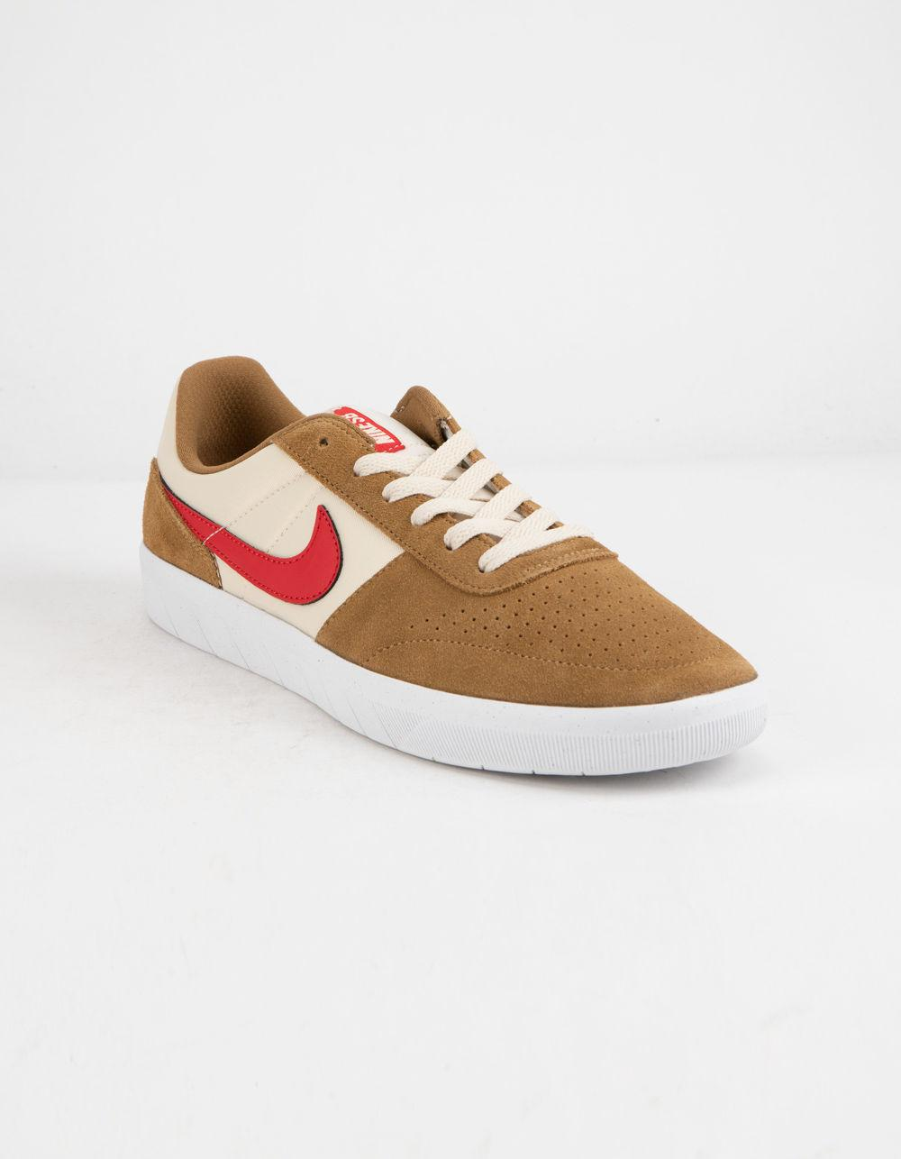 cheaper a0529 44267 Lyst - Nike Team Classic Golden Beige   University Red Mens Shoes for Men