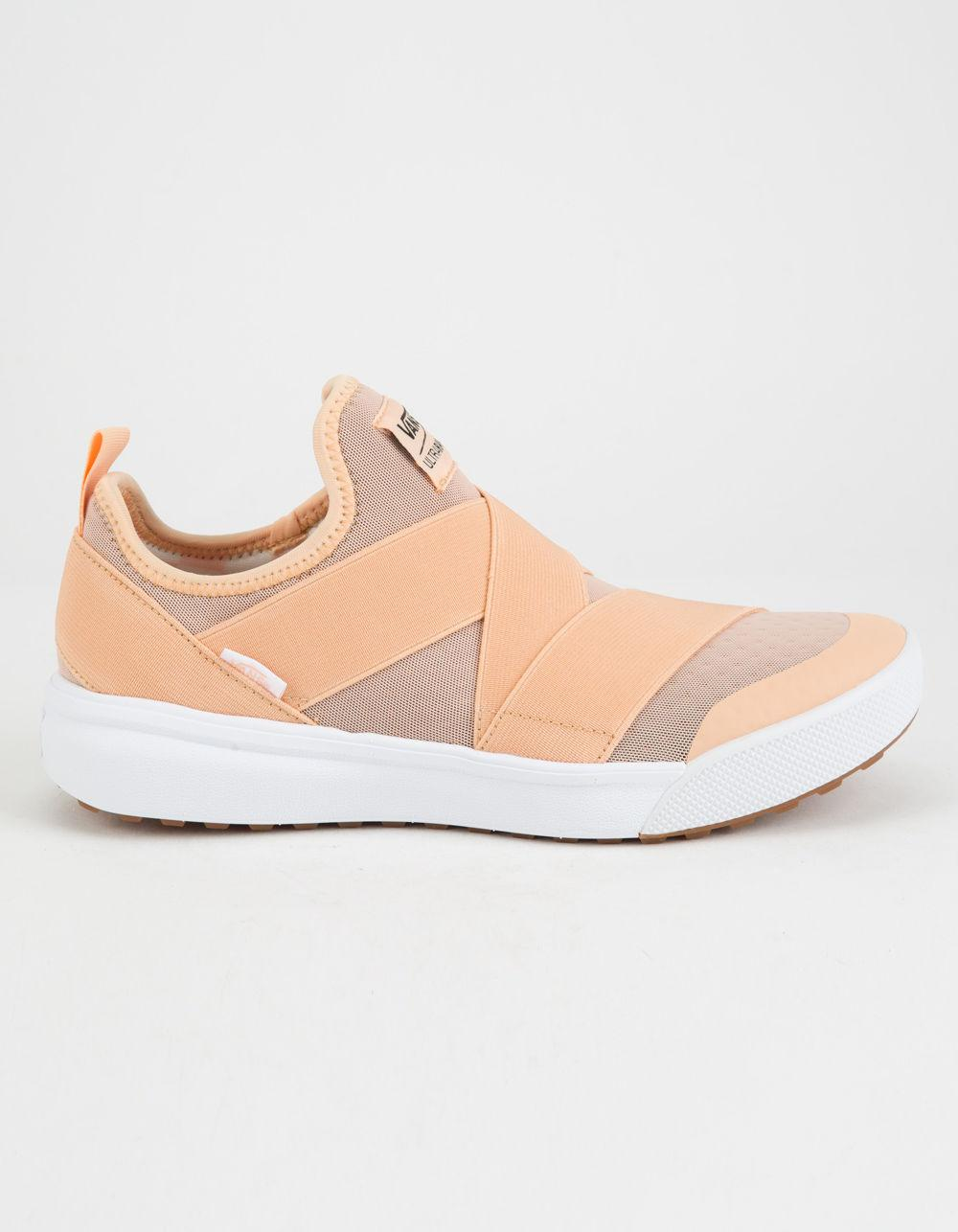 0da6bc34f09158 Lyst - Vans Ultrarange Gore Apricot Ice Womens Shoes