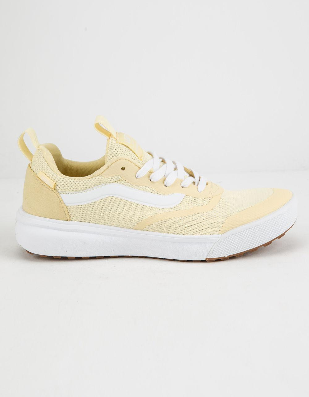 e0bc025da0 Lyst - Vans Ultrarange Rapidweld Pineapple Slice Womens Shoes in Yellow