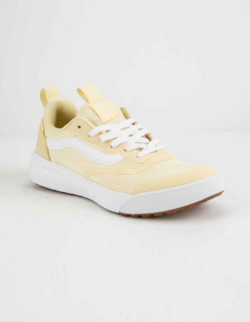 272463e172f981 ... Lyst Vans Ultrarange Rapidweld Pineapple Slice Womens Shoes in Yellow