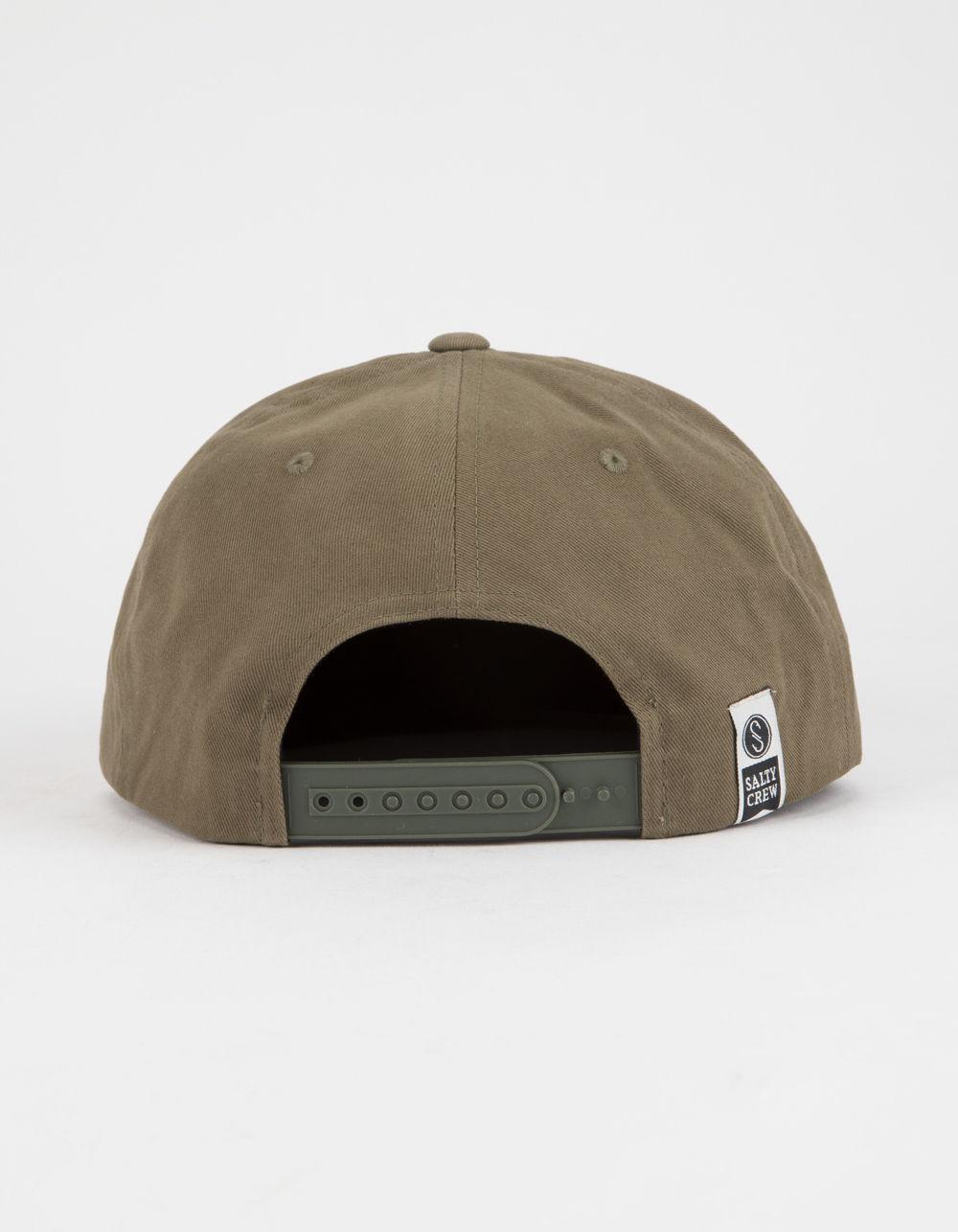 wholesale dealer 0ae36 04e46 ... release date lyst salty crew mahi mount mens snapback hat in green for  men 0d922 93702