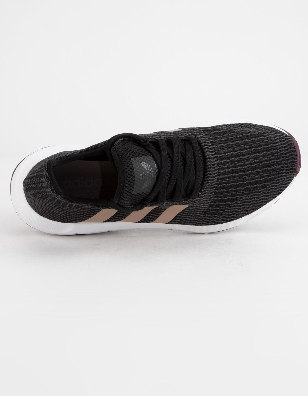 e3441df17ff7b Adidas - Swift Run Core Black   Ash Pearl Womens Shoes - Lyst. View  fullscreen