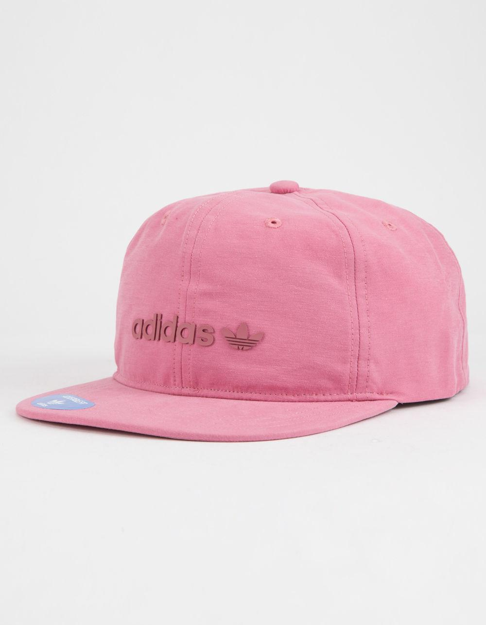 cb00371b4b923 adidas Originals Relaxed Decon Ii Pink Mens Snapback Hat in Pink for ...