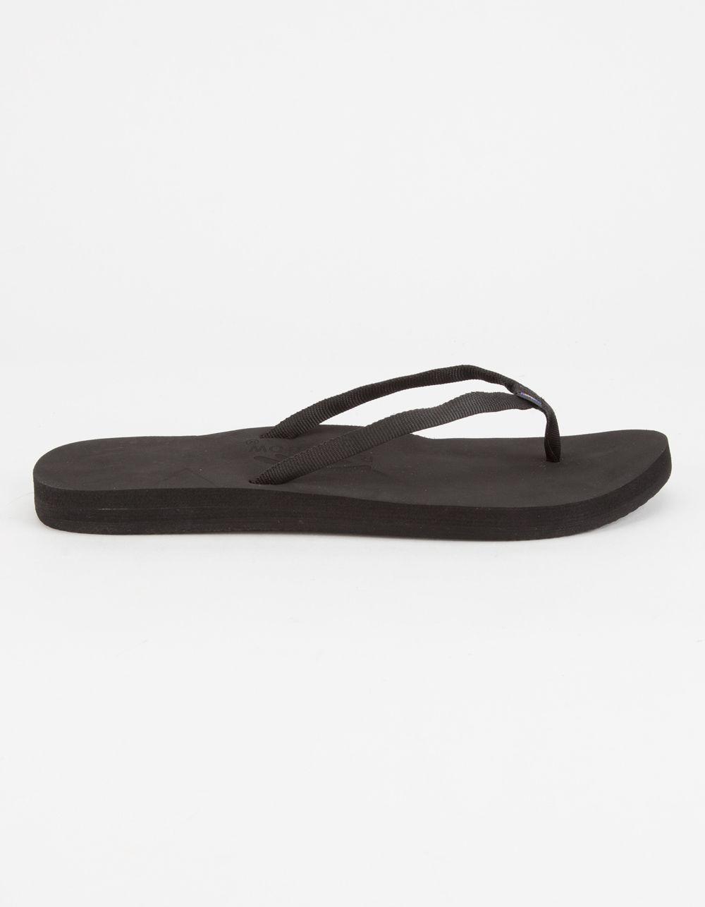 c2409d54fe9 Lyst - Rainbow Sandals Low Cloud Womens Sandals in Black