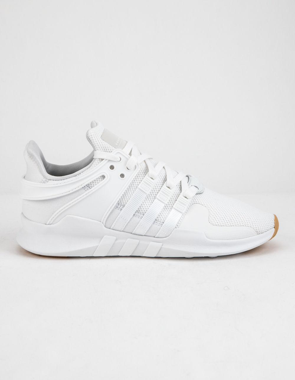 huge discount 2dea1 4819c adidas. Mens Eqt Support Adv White Shoes