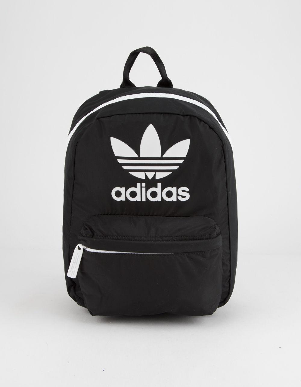 d3412173a544 Adidas Originals - Black Originals Classic Mini Backpack - Lyst