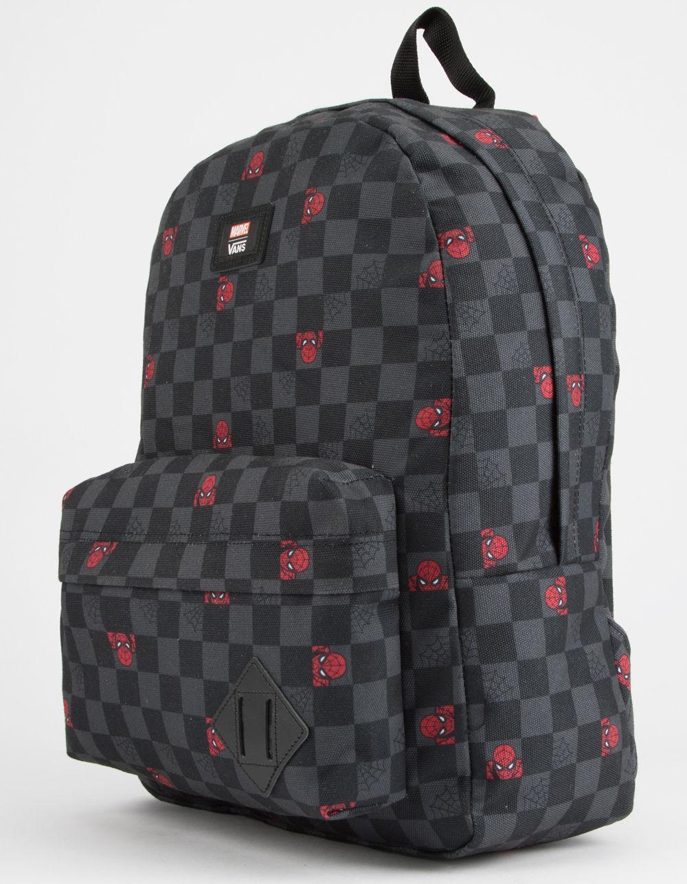 196e4ff82d3 Lyst - Vans X Marvel Spider-man Old Skool Ii Backpack in Black for Men