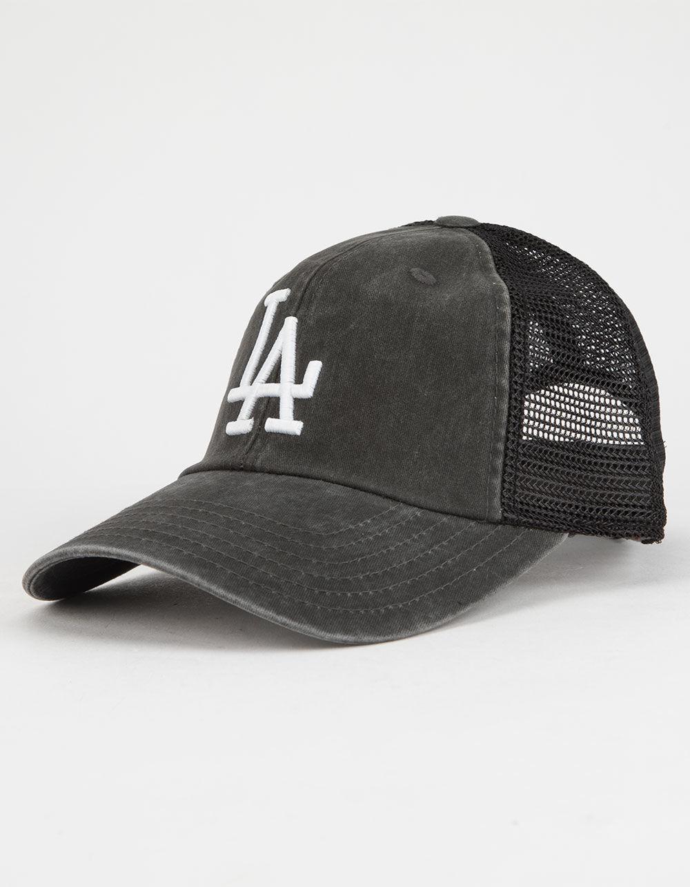 Lyst - American Needle Mlb Baseball La Dodgers Dad Hat in Black 02dfbd0825eb