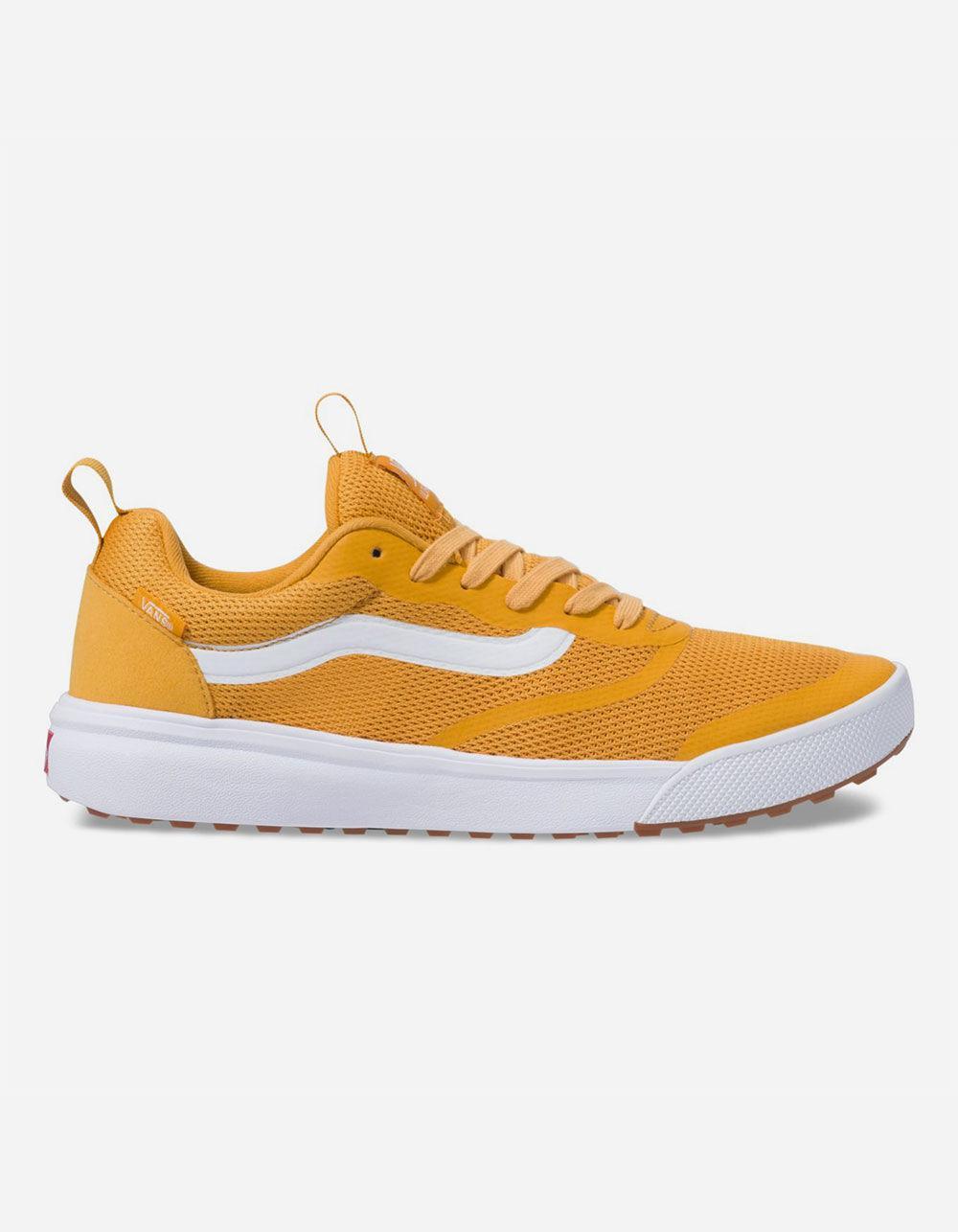 07bfa6f2c8dd Lyst - Vans Ultrarange Rapidweld Sunflower   True White Womens Shoes ...