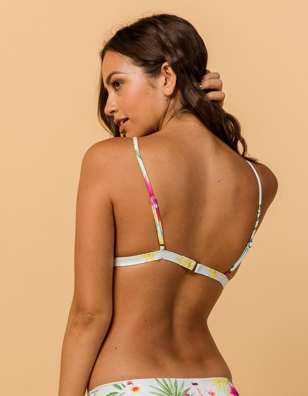 c7fd2e1ffe3c0 Lyst - Rip Curl Sweet Aloha Reversible Bikini Top