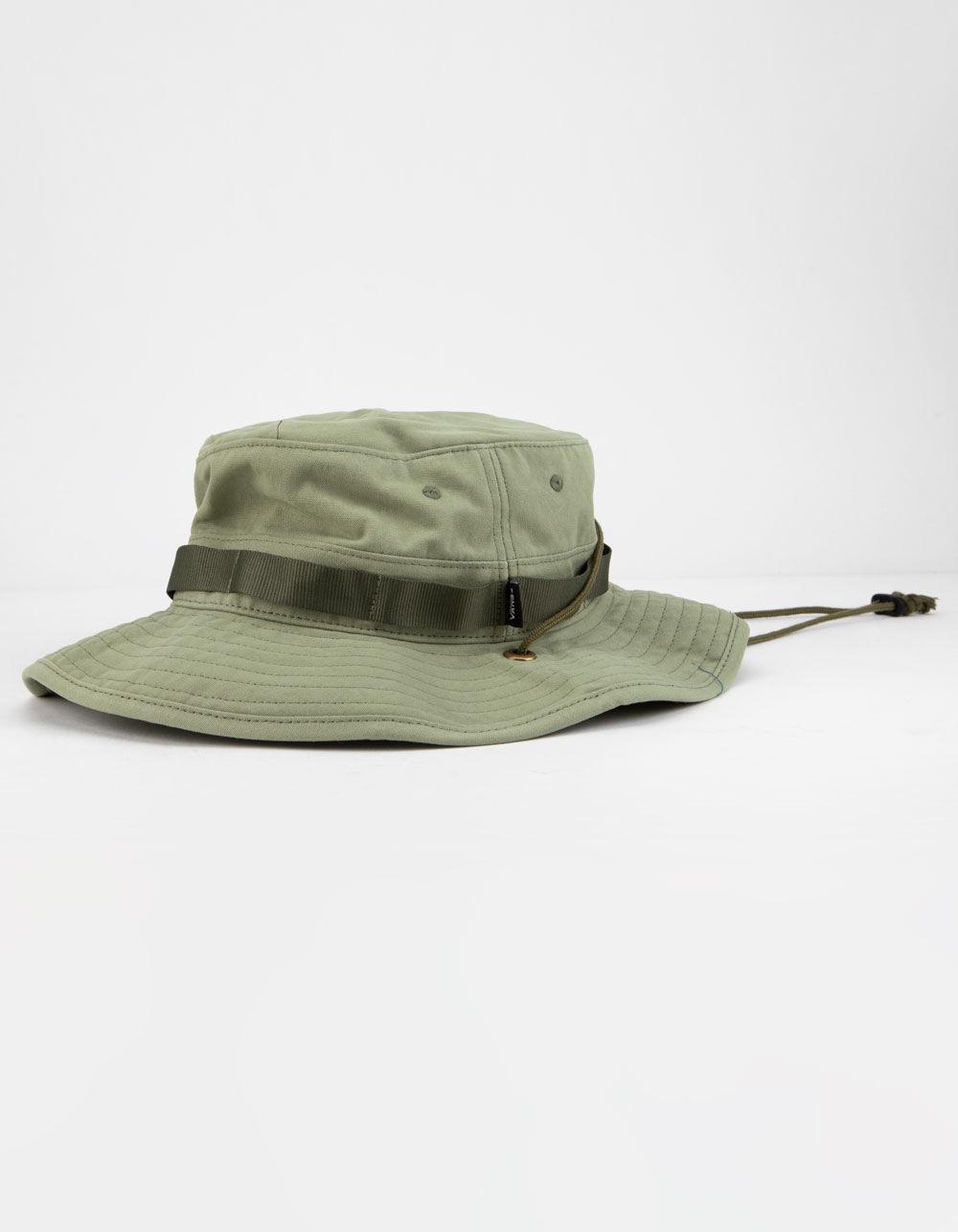 edf84670664 Lyst - Vans Boonie Oil Green Mens Bucket Hat in Green for Men