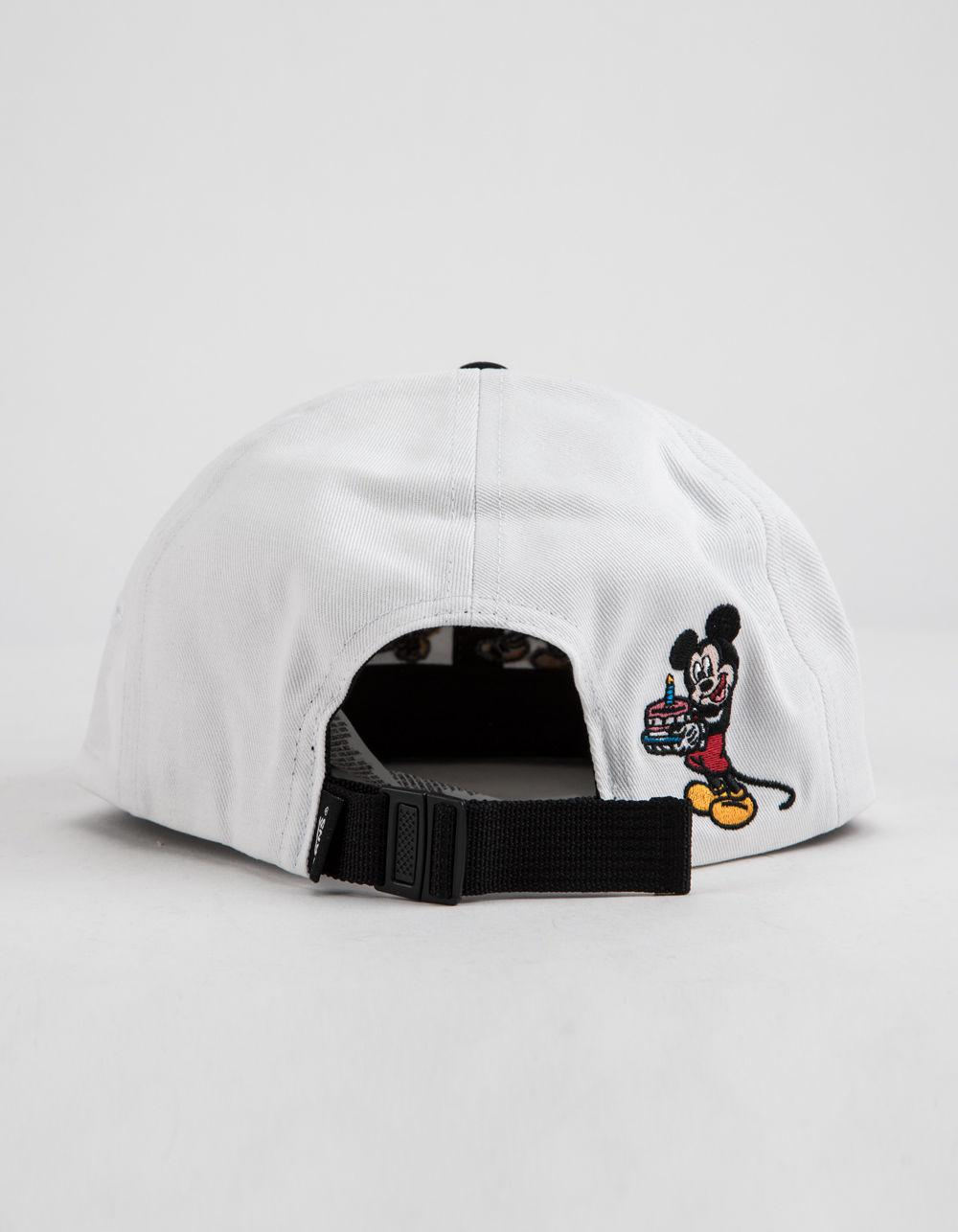 ed239cda5bb Lyst - Vans Disney X Mickey Through The Ages Mens Strapback Hat in ...