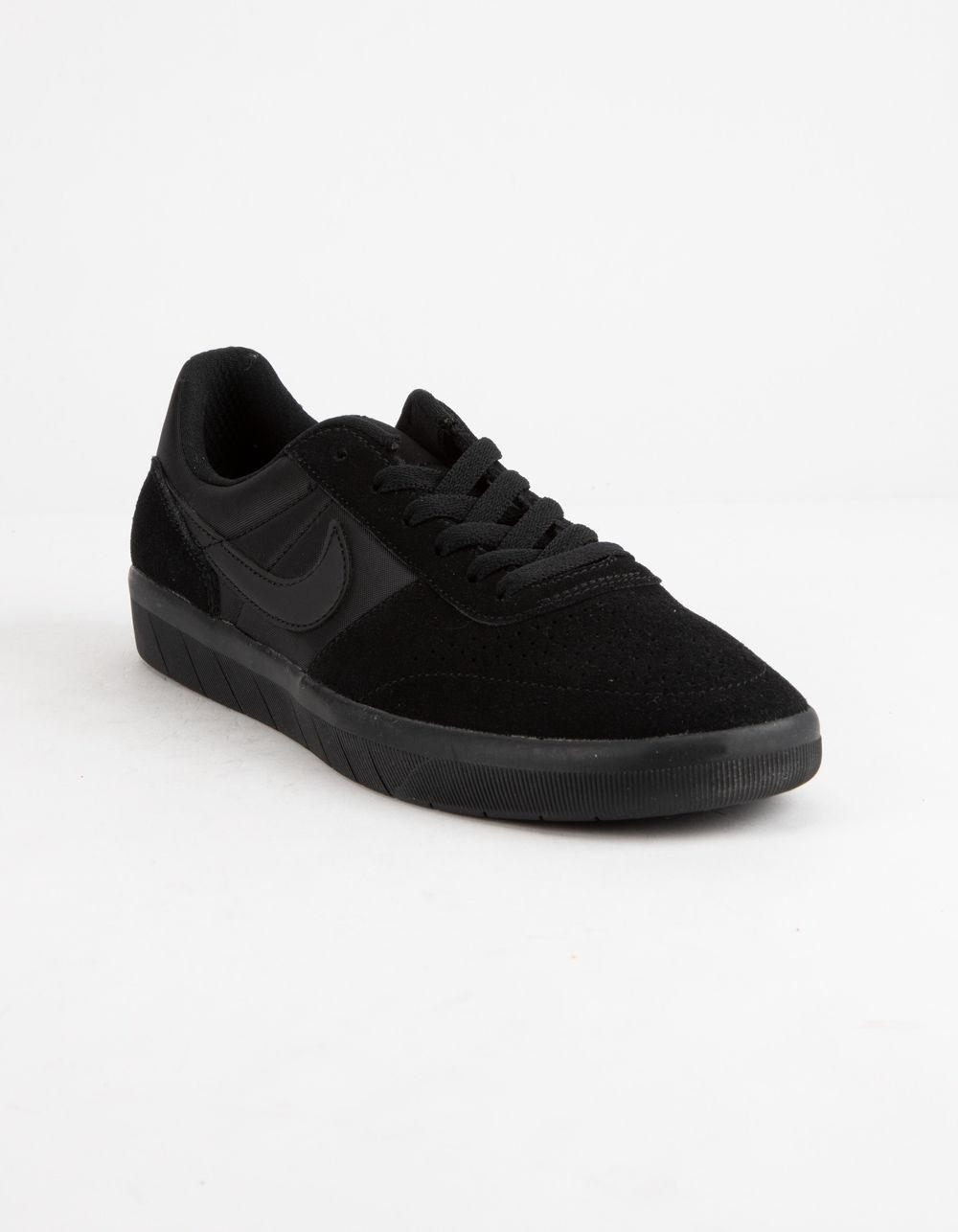 33b8c6df Lyst - Nike Team Classic Black & Anthracite Shoes in Black for Men