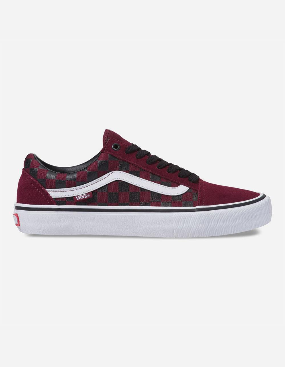1acfb77ce00 Vans - Multicolor The Rubber Print Old Skool Pro Port Royal Shoes for Men -  Lyst. View fullscreen