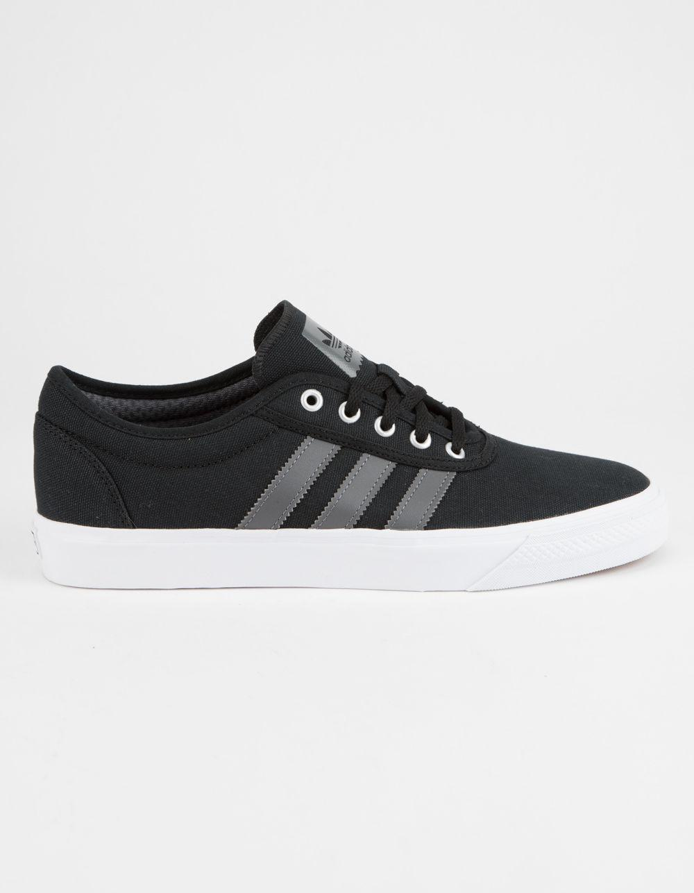 new styles c0593 6e93d adidas. Adi-ease Black  Grey Mens Shoes