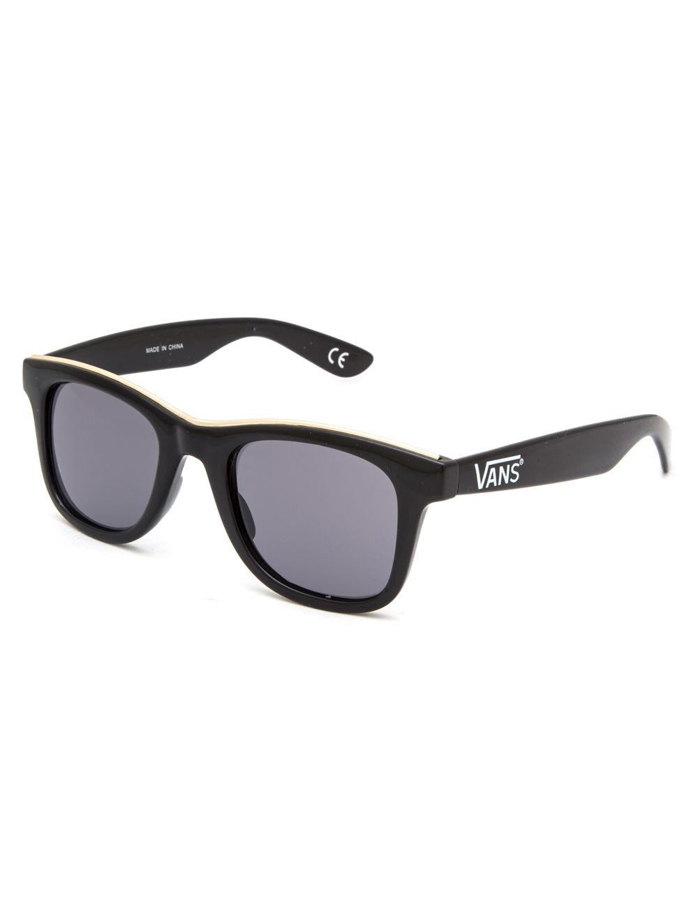 91a019fcc2 Lyst - Vans Breakwater Sunglasses in Black for Men
