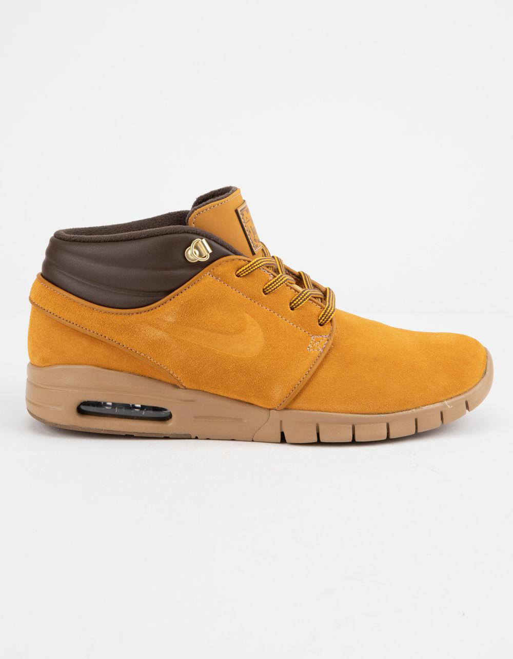 472b1ff06d Nike Stefan Janoski Max Mid Premium Shoes - Lyst