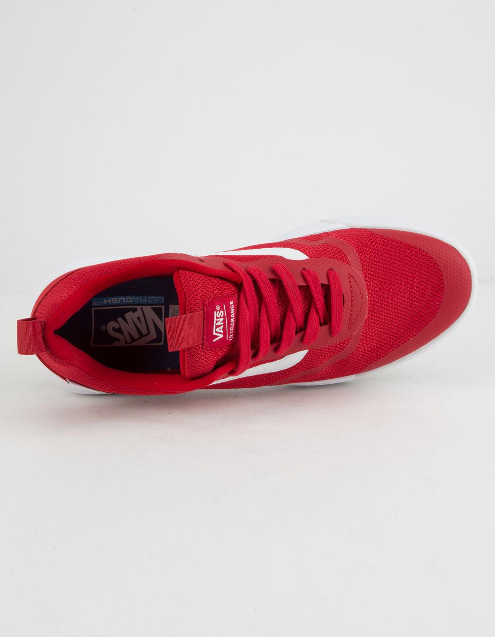 d132fc7bd9e Lyst - Vans Ultrarange Rapidweld Chili Pepper Shoes in Red