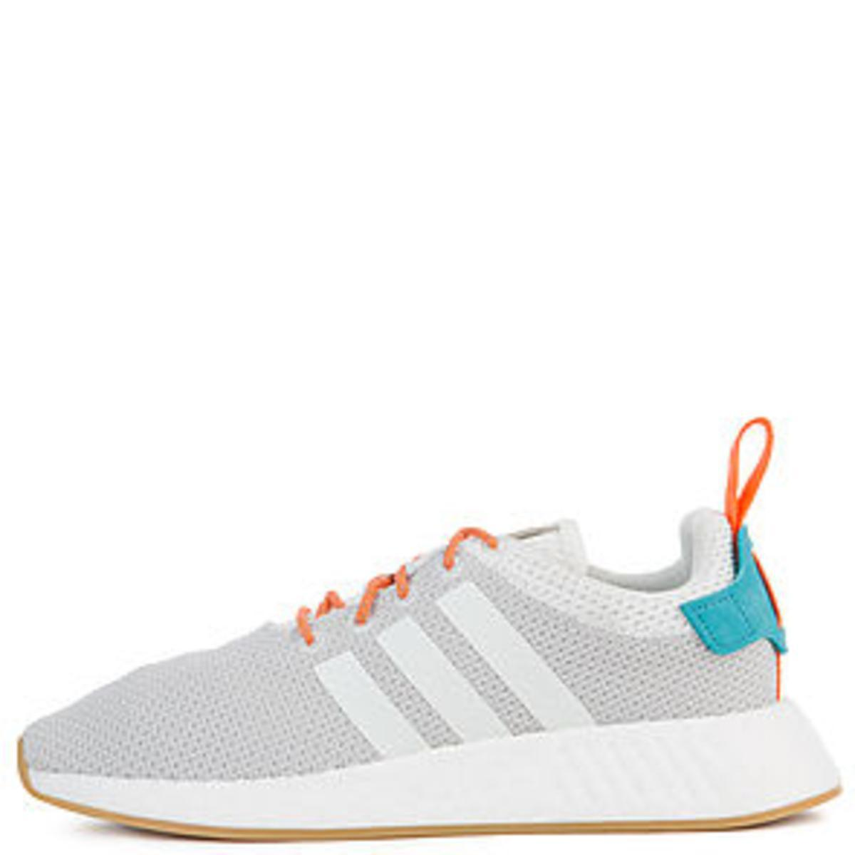 bcf3c32b13a05 adidas. Women s Gray The Nmd R2 Summer In White ...
