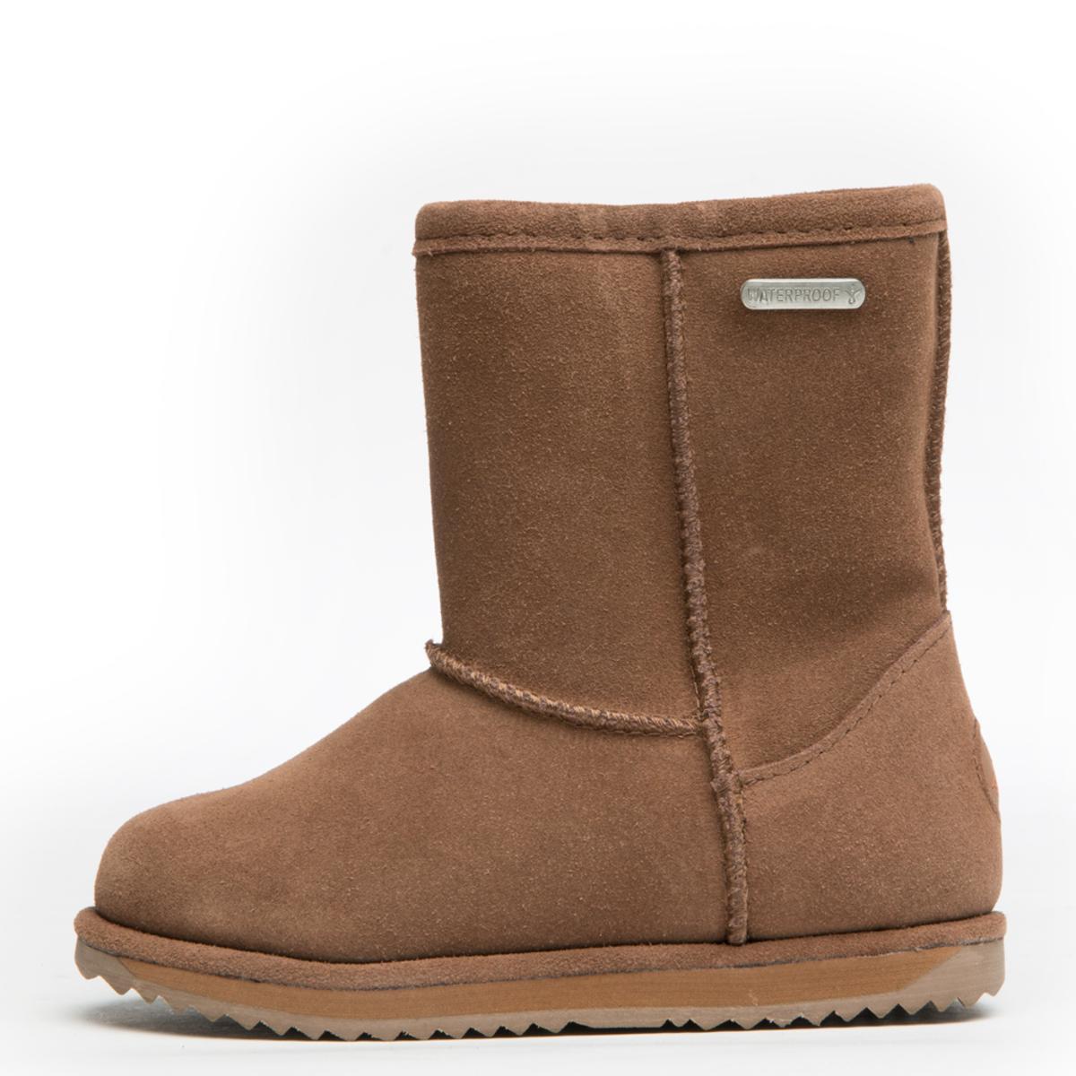 69405a51717 Lyst - Emu Australia Grade School Brumby Lo Boot in Brown