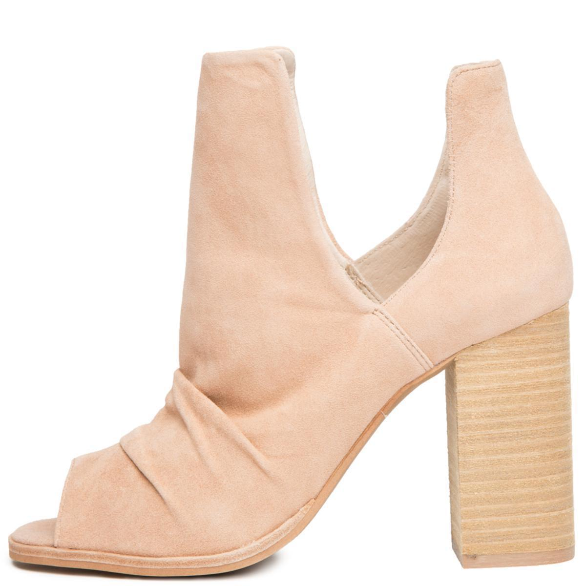 f2d9cf5622e Chinese Laundry. Women s Natural Kristin Cavallari X Lash Tiger Eye Peep  Toe Booties